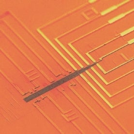Nanowire transistors for logical operations