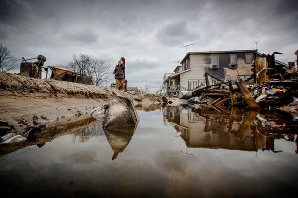 Climate Change Added $8 Billion to Hurricane Sandy's Damage