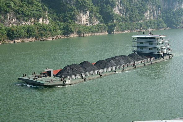 Falling Pollution from China Could Hasten Peak Carbon