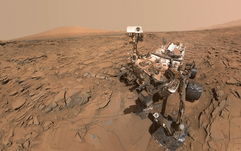 Was There Ever Life on Mars?