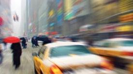 City Living Can Heighten Social Stress