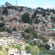 City View: Luxury Hotels Meet Shacks in Hilly Brazilian City