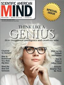 Scientific American Mind Volume 23, Issue 5