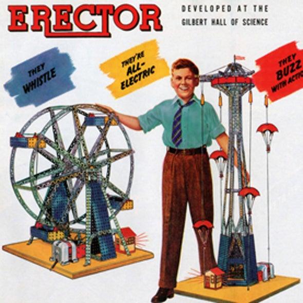 The Inspiring, Nerdy Toys of A. C. Gilbert