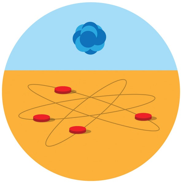 Electrons Can Form Bizarre 2-D 'Flatland' in Superconductor