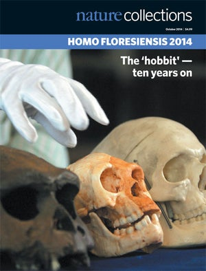 Nature Collections: Homo Floresiensis – the 'hobbit' 10 years on
