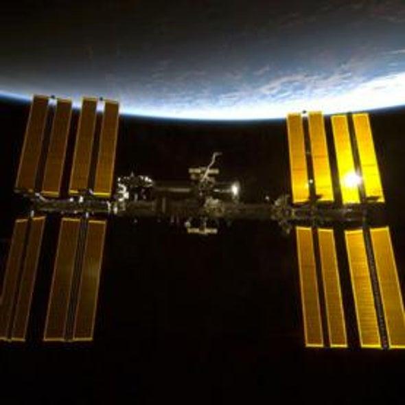 NASA Tracking Space Junk Near International Space Station
