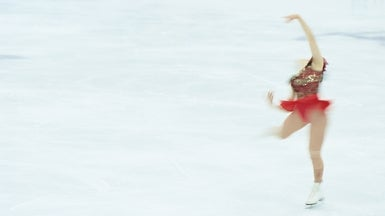 Why Don't Figure Skaters Get Dizzy When They Spin?