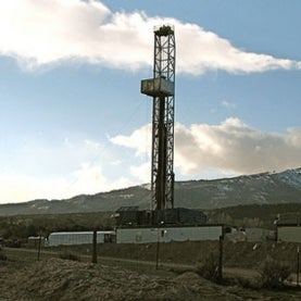 natural gas drilling pollute drinking water methane