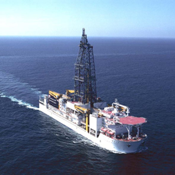 Drilling Ship to Probe Fault Zone that Caused Fukushima Quake