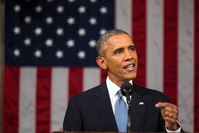 Obama Looks to the Future on Climate Change