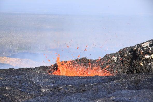 More than One Magma Chamber Found to Feed Hawaii's Kilauea Volcano