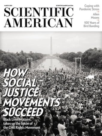 Scientific American Volume 324, Issue 3