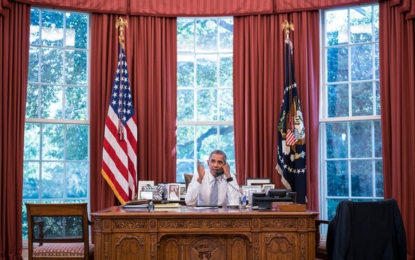 Obama Makes the Case for His Clean Energy Legacy