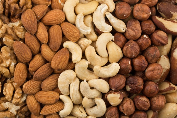 Aflatoxins in nuts: danger or hype?