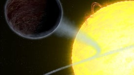Astronomers Discover Pitch-Black Exoplanet