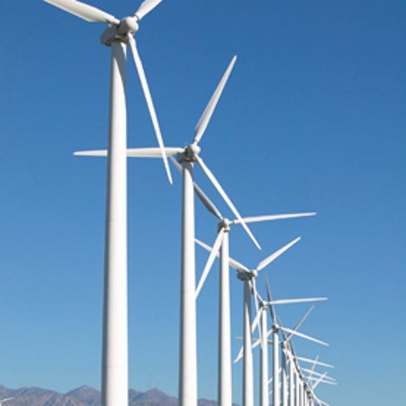Should the U.S. Shift More Energy Subsidies to Renewable Power?