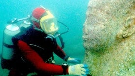 Sunken Treasures from 2 Long-Lost Ancient Cities Now on Display