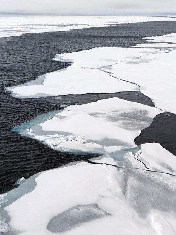 How the Planet Will Change without Arctic Sea Ice