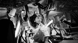 Watching <em>Apollo 11</em> with NASA Historian Bill Barry