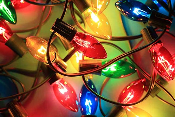 can christmas tree lights really play havoc with your wi fi