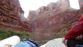 Evolution Ed Defenders Make Rapids Progress in Grand Canyon
