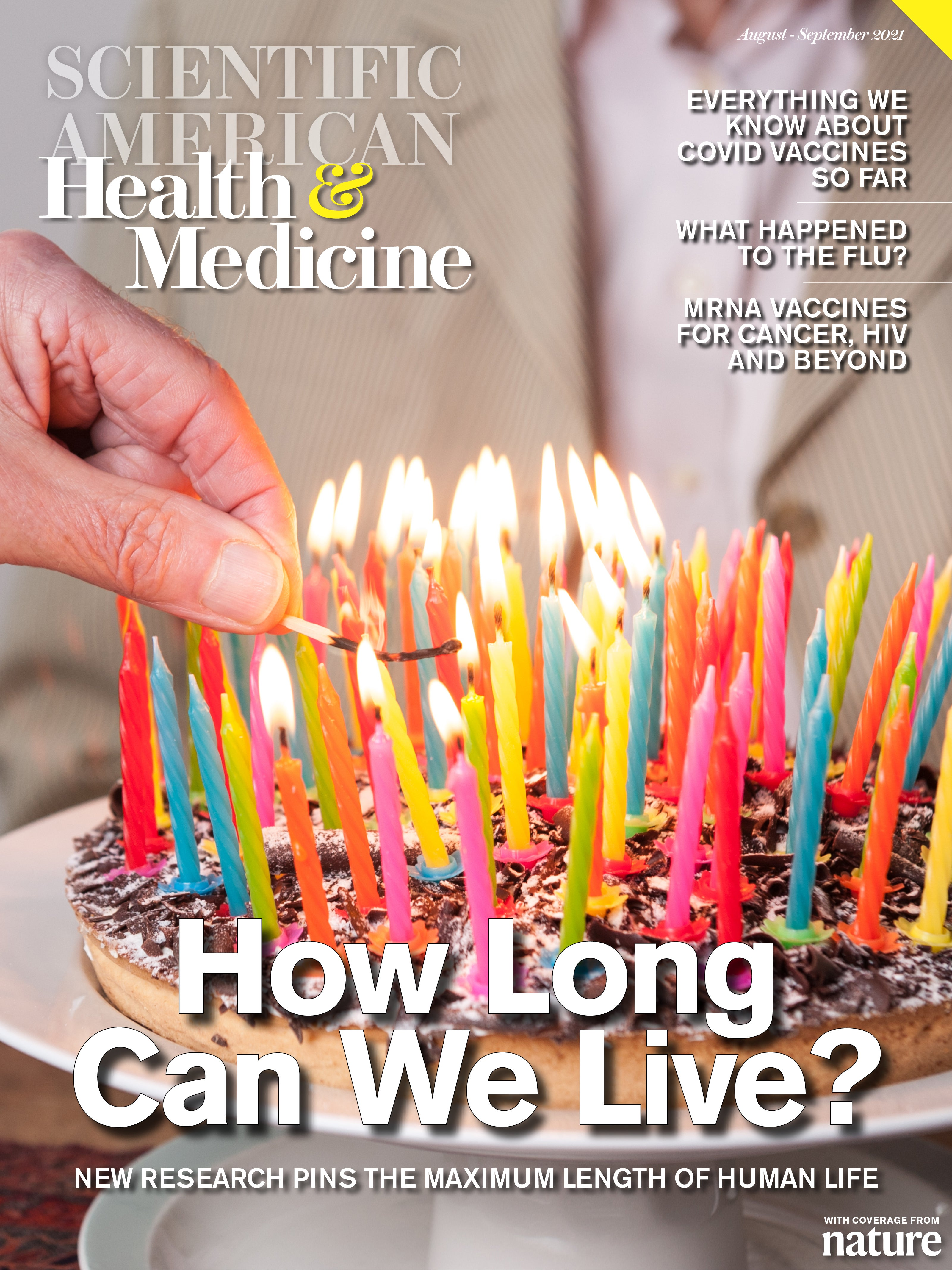 Health & Medicine: How Long Can We Live?