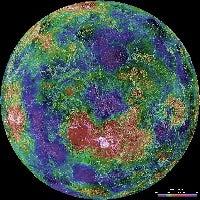 Double Impact May Explain Why Venus Has No Moon