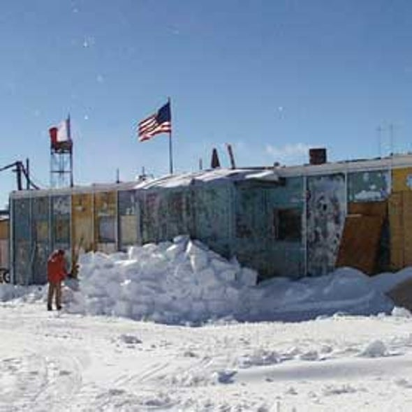 """""""New"""" Antarctica Bacteria Now Said to Only Be Contaminant"""