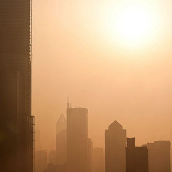 A Smut Above: Unhealthy Soot in the Air Could Also Promote Global Warming