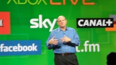 Ballmer at CES: Microsoft Is Focused on Windows Mobility