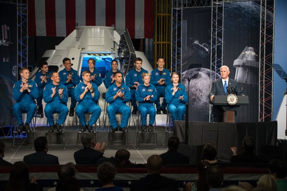 U.S. Revives National Space Council after Quarter-Century Absence
