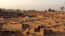 200-Year Drought Doomed Indus Valley Civilization