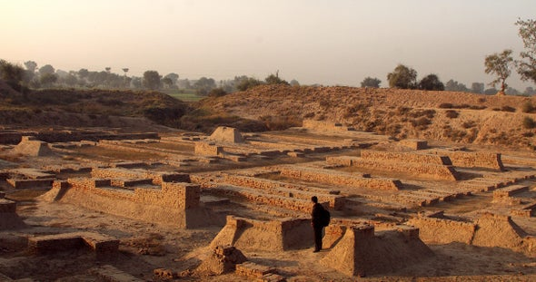 harappan culture belongs to which age