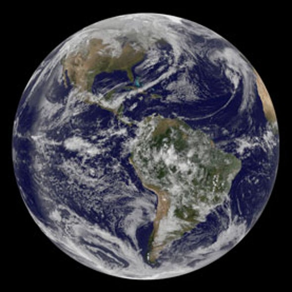 Strength in Numbers: Mathematicians Unite to Tackle Climate Change and Other Planetary Problems