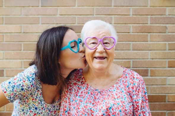 Grandma's Influence Is Good for Grandkids