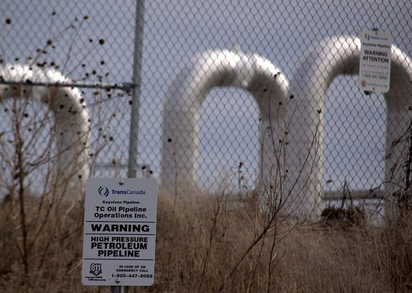 Canada Pushes Ahead with Keystone XL Alternatives