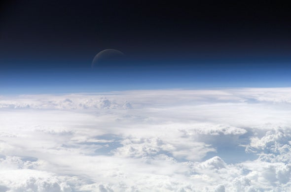 CO2 Levels for February Eclipsed Prehistoric Highs