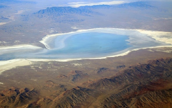 Desert Basins May Hold Missing Carbon Sinks