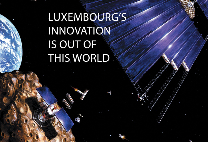 Luxembourg's Innovation is Out of This World