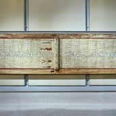 The coffin lid