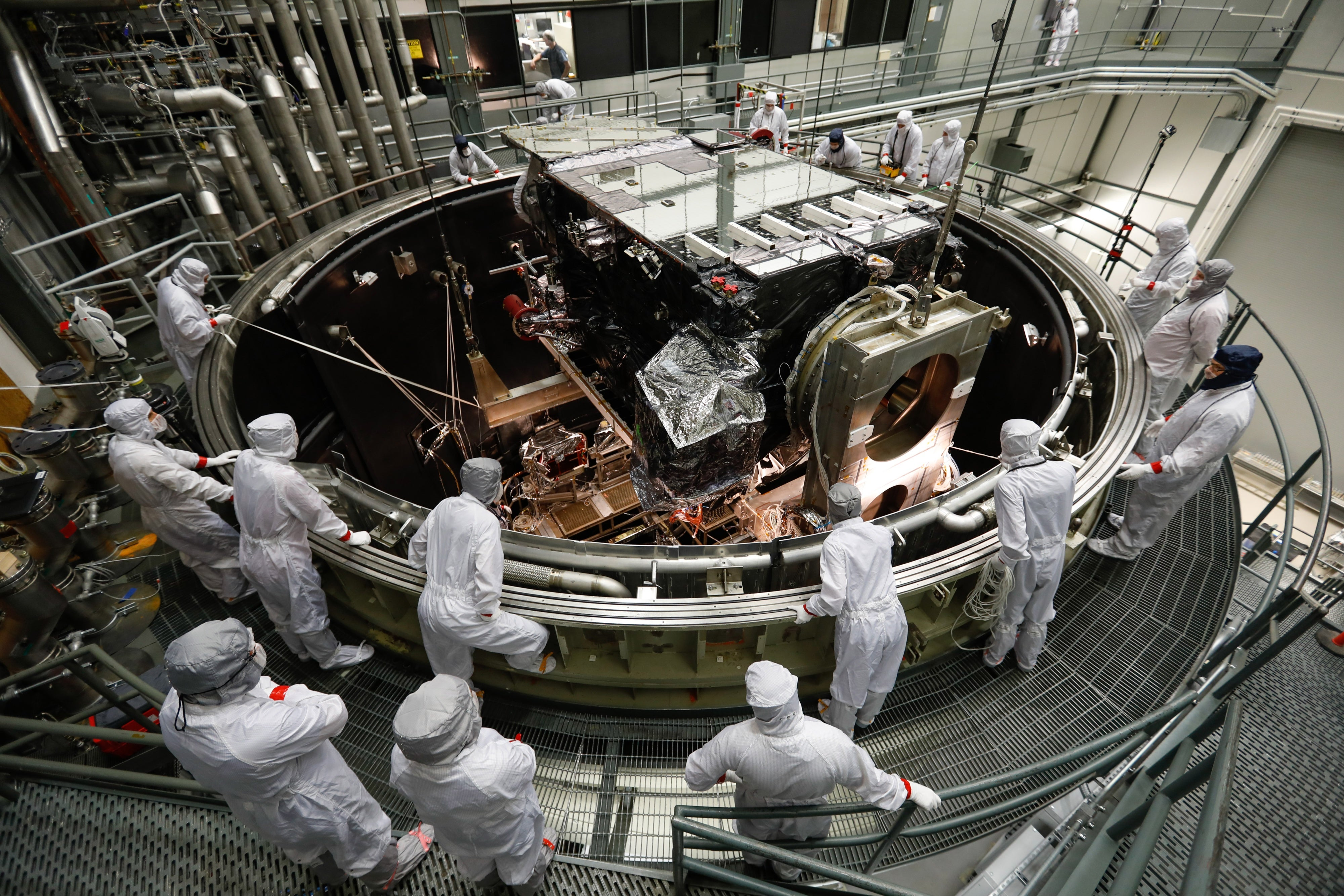Motor Problems In Infancy May Forecast >> Latest U S Weather Satellite Highlights Forecasting Challenges
