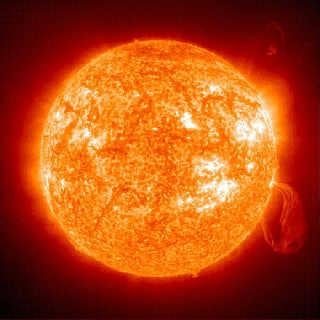 A Scary 13th: 20 Years Ago, Earth Was Blasted with a Massive Plume of Solar Plasma [Slide Show]