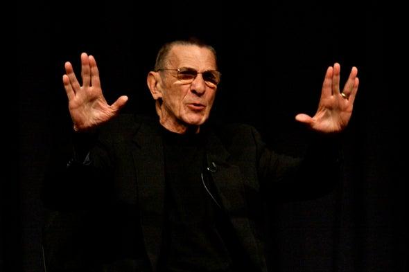 <i>Star Trek</i>'s Leonard Nimoy Dies at 83