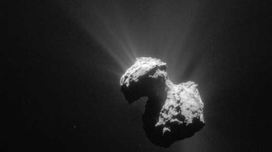 Historic Rosetta Mission to End with Crash into Comet