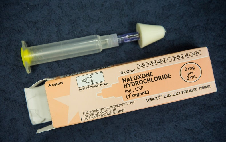 Massive Price Hike for Lifesaving Opioid Overdose Antidote | Scientific American