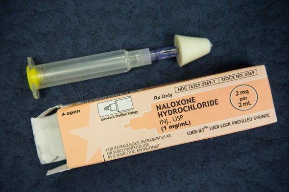 Massive Price Hike for Lifesaving Opioid Overdose Antidote