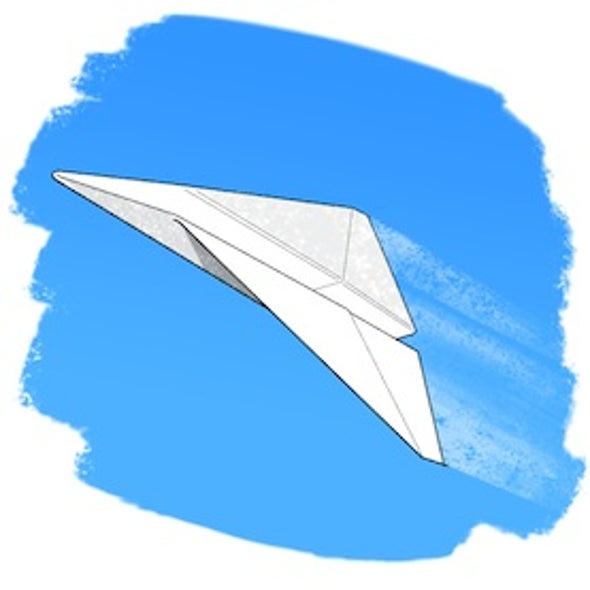 Soaring Science Test Paper Planes With Diffe Drag