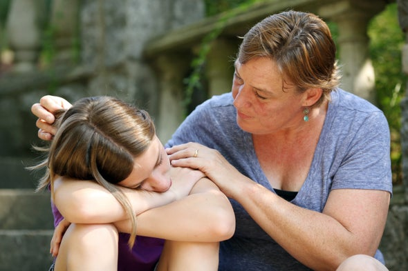 To Process Grief over COVID-19, Children Need Empathetic Listening