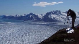 Alaska's Landlocked Glaciers Contribute to Sea Level Rise